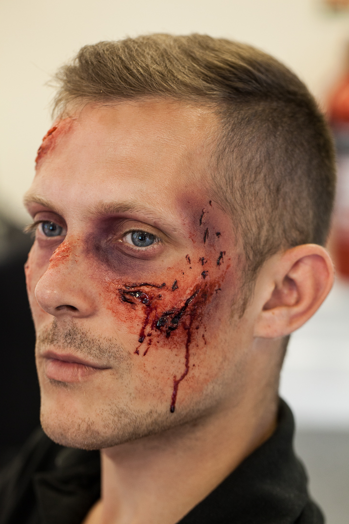Facial Injury - Sfx
